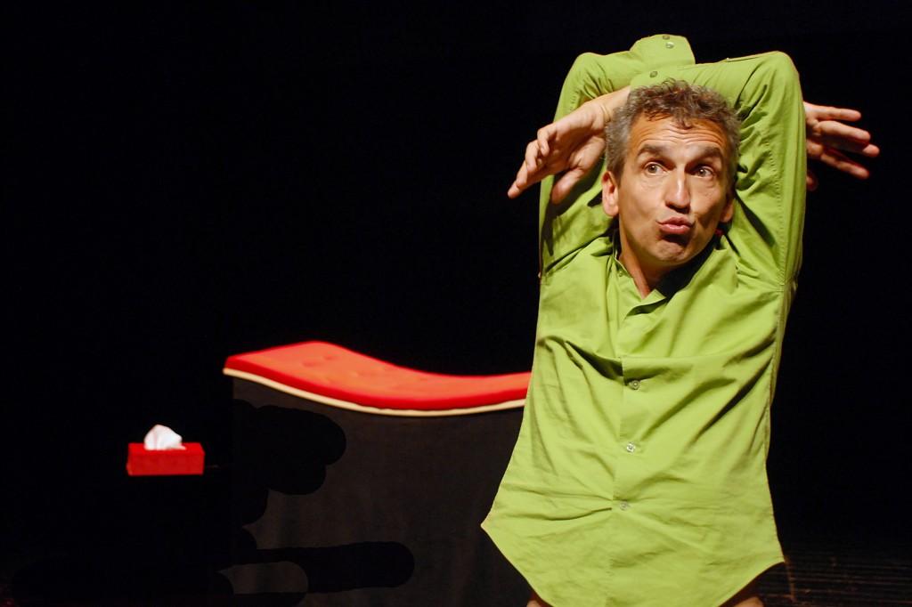 Bruno Coppens Humoriste Belge